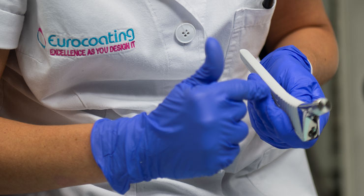 Why do coatings matter for orthopedic implants?