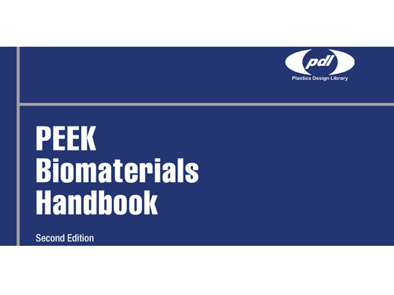 PEEK Biomaterials Handbook 2nd Edition is now available!